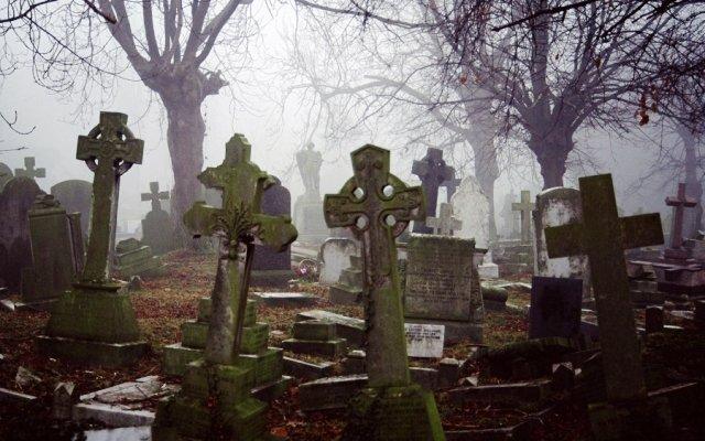 Видеть кладбище во сне