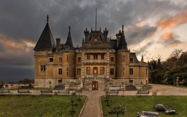Видеть во сне Замок дворец