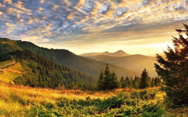 Видеть горы во сне
