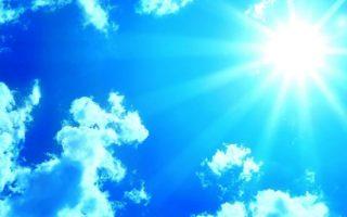 Изображения для статьи Видеть во сне небо голубое