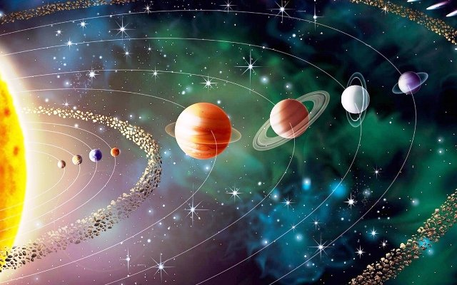 Видеть во сне парад планет