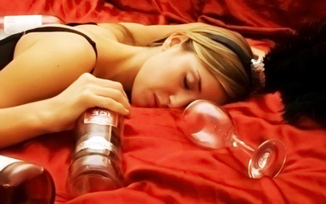 Видеть пьяного во сне