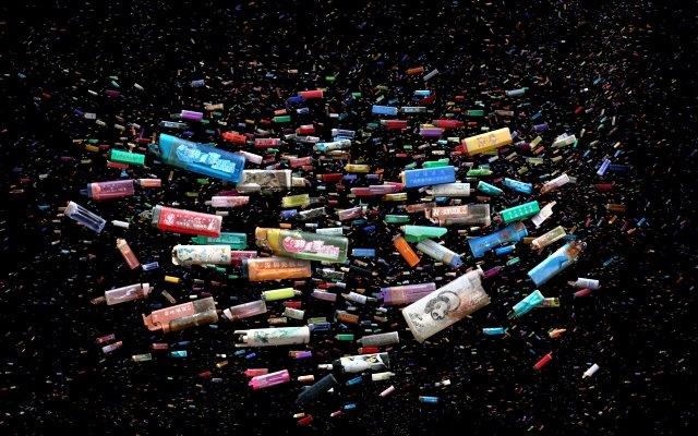 Видеть во сне много мусора на полу, убирать мусор к чему снится