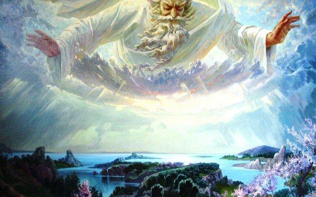Видеть во сне Бога на небе, к чему снится Бог толкование по соннику