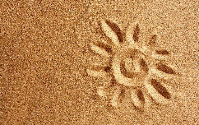 Сонник белоснежный песок