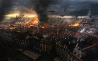 Изображения для статьи Видеть во сне конец света
