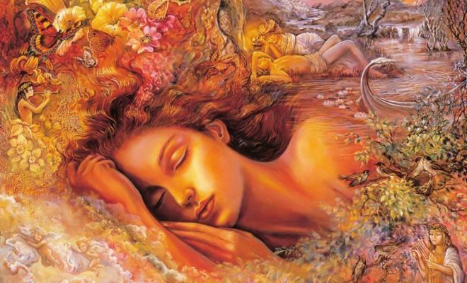 Когда снятся Вещие сны. Вещий сон как почувствовать,толковать и в какие дни снятся