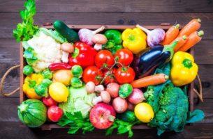 Изображения для статьи Сон Овощи